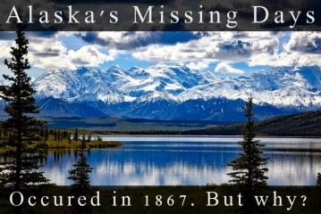 Alaska's Missing Days
