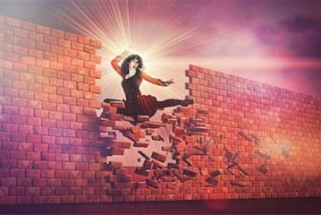 Another Brickwall Broken