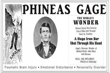 The Broken Man: The Story of Phineas Gage