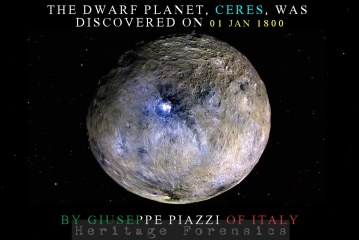 Piazzi's Discovery