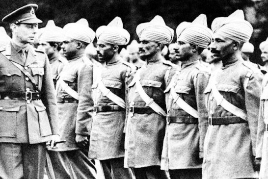 The Reluctant Heroes from India in WWII: Part I