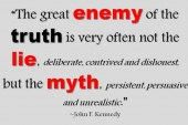 What is Truth and Myth?